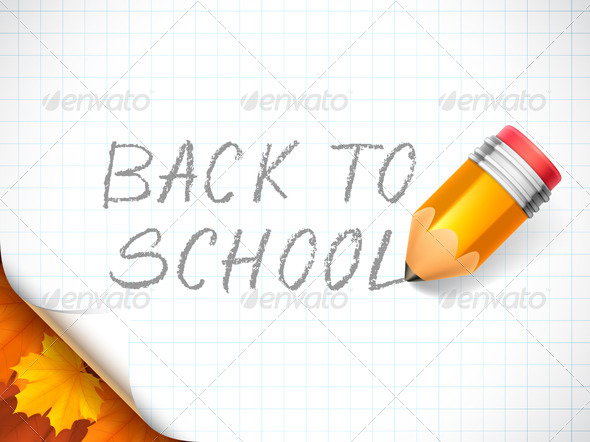 GraphicRiver Back to School 8414385