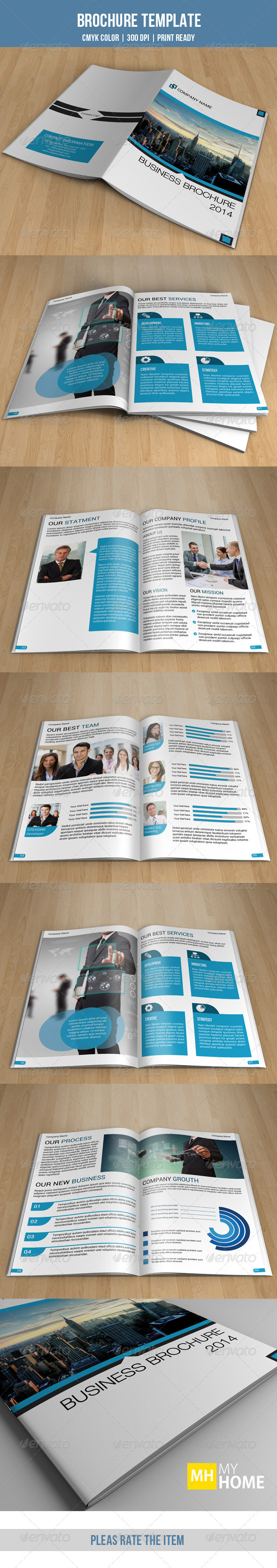 Bifold Business Brochure-V103