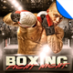 Boxing Fight Night Flyer Templates - GraphicRiver Item for Sale