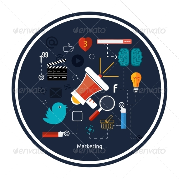 GraphicRiver Digital Marketing 8430652