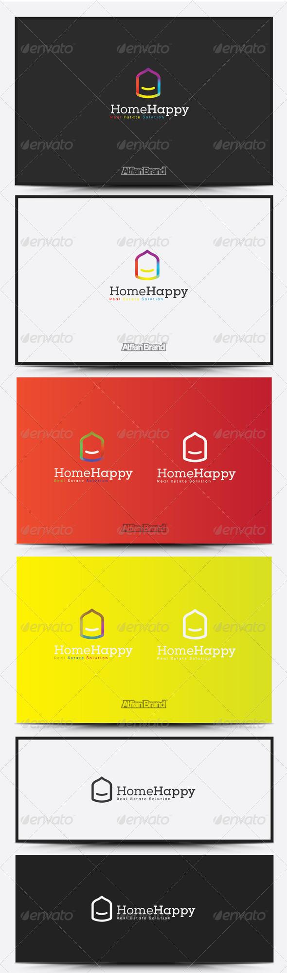 GraphicRiver Homes Logo 8431058