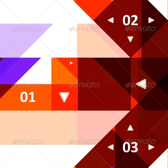GraphicRiver High Tech Design for Infographics 8431127