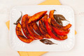 Roasted pumpkin on plate - PhotoDune Item for Sale