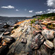 Rocky shore of Georgian Bay - PhotoDune Item for Sale