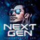 Next Generation DJ Party Flyer - GraphicRiver Item for Sale