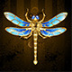 Mechanical Dragonfly - GraphicRiver Item for Sale
