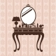 Dressing Table - GraphicRiver Item for Sale