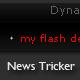 Dynamic xml news ticker(H) - ActiveDen Item for Sale