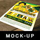 Photo Realistic Flyer Mock Up Templates - GraphicRiver Item for Sale