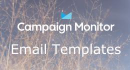 Campaign Monitor Templates