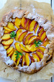 Rustic peach pie - PhotoDune Item for Sale