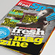 25 Pages Sport Magazine Vol67 - GraphicRiver Item for Sale