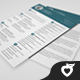 Resume + Letterhead - GraphicRiver Item for Sale