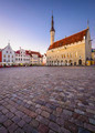 Tallinn Old Town Hall Square - PhotoDune Item for Sale