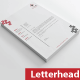 Digital Corporate Letterhead - GraphicRiver Item for Sale