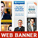 Corporate Web Banner Set Bundle 11