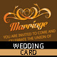 Gold Wedding Cards - GraphicRiver Item for Sale
