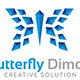Butterfly Dimon Logo - GraphicRiver Item for Sale