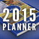 2015 Personal Planner - GraphicRiver Item for Sale