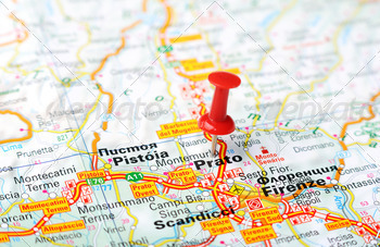 prato italy map - PhotoDune Item for Sale