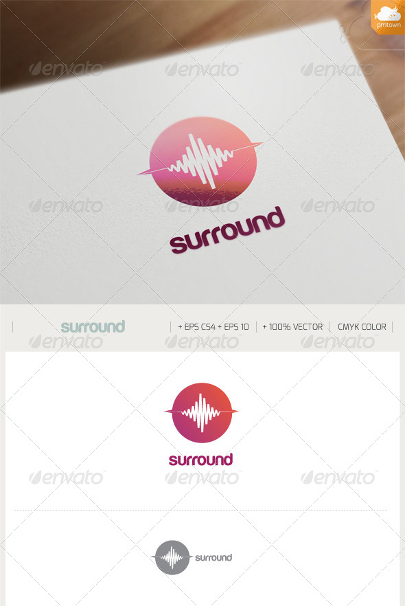 GraphicRiver Surround 8434076
