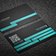 Corporate Business Card Template 3 - GraphicRiver Item for Sale