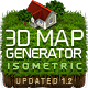 3D Map Generator 2 - Isometric - GraphicRiver Item for Sale