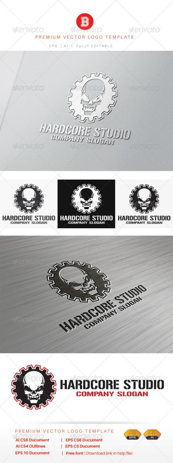 GraphicRiver Hardcore Studio 8434164