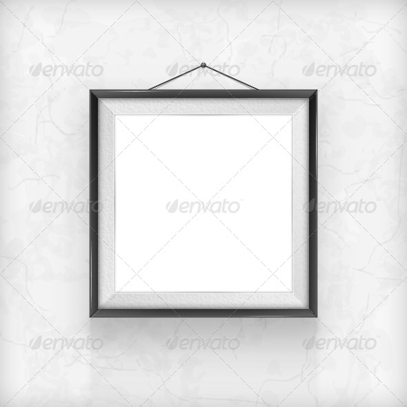 Border Picture Frame Background