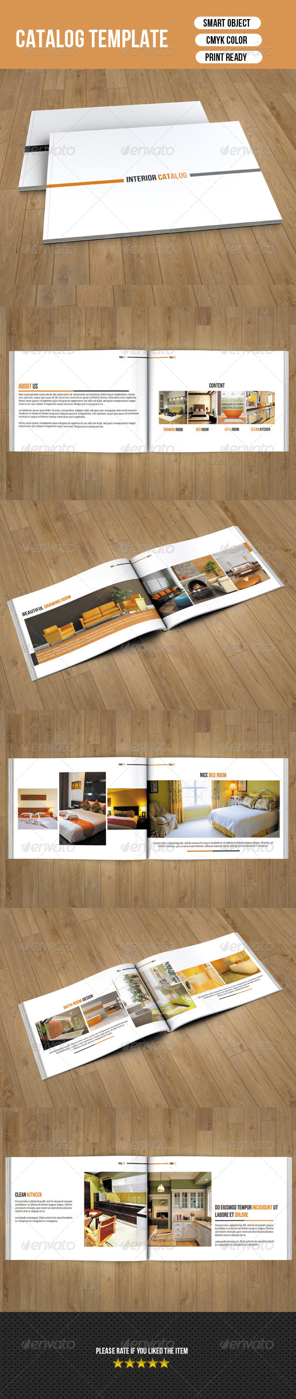 GraphicRiver Interior Catalog 8434512