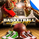 Basketball Game Day Flyer Templates - GraphicRiver Item for Sale