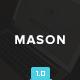 Mason - Responsive Email + Themebuilder Access - ThemeForest Item for Sale