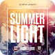 Summer Light Flyer - GraphicRiver Item for Sale