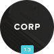 Corp - Responsive Email + Themebuilder Access - ThemeForest Item for Sale