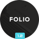 Folio - Responsive Email + Themebuilder Access - ThemeForest Item for Sale