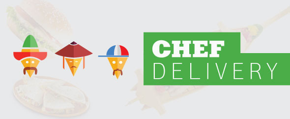 Chef Delivery - E-shop HTML Bootstrap Template