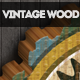 3D Vintage Wood Photoshop Actions - GraphicRiver Item for Sale