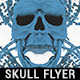Skull Party Poster Template - GraphicRiver Item for Sale