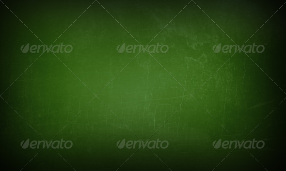 GraphicRiver Green Chalkboard 8435114
