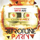 Retro Tune Party Flyer - GraphicRiver Item for Sale