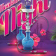 Smoking Hookah Night In Istanbul Club - GraphicRiver Item for Sale