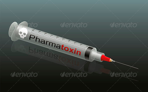GraphicRiver Injection Pharma Toxin 8436002