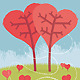 Love Trees - GraphicRiver Item for Sale