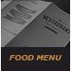 Elegant Food Menu 12b - Light Version - GraphicRiver Item for Sale