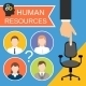 Human Resources Concept - GraphicRiver Item for Sale
