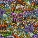 Graffiti Word Seamless Pattern - GraphicRiver Item for Sale