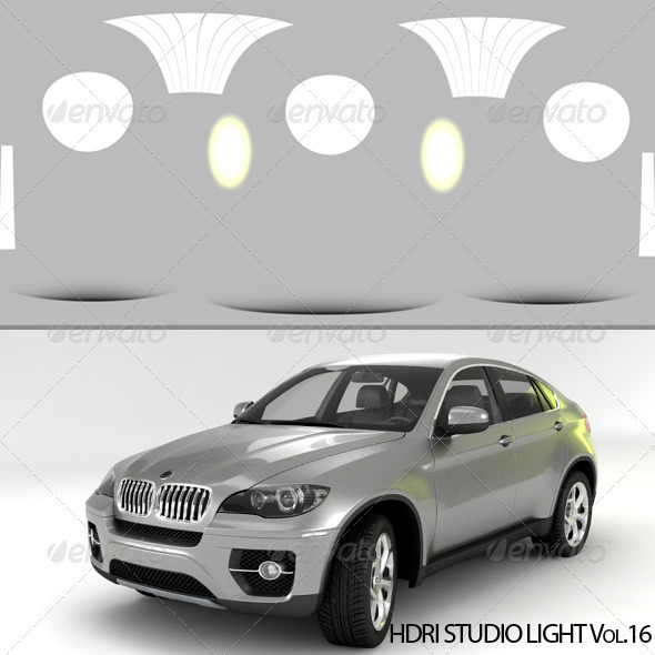 HDRI_Light_15 - 3DOcean Item for Sale