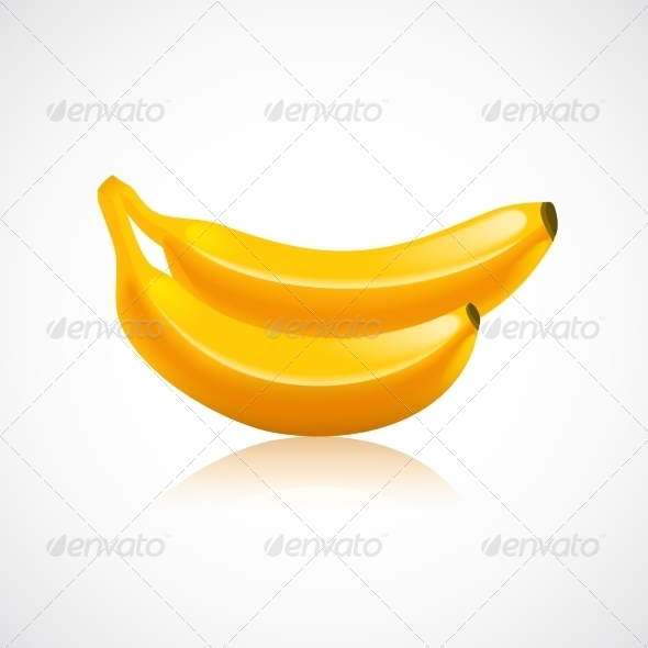 GraphicRiver Banana Fruit Icon 8437120