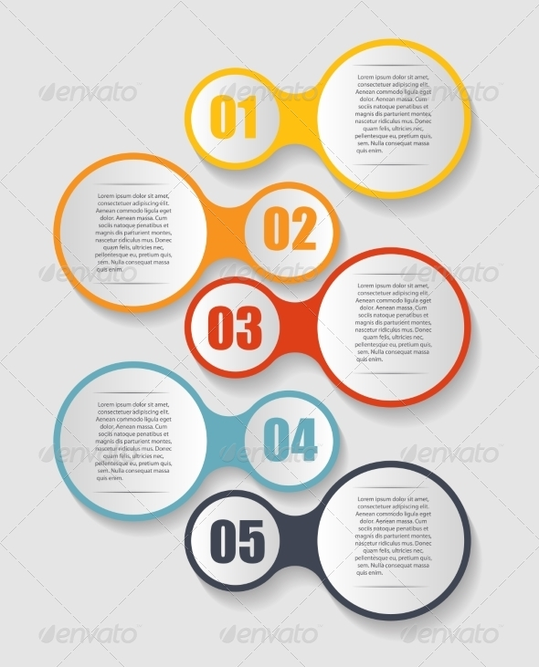 GraphicRiver Infographic Templates for Business 8437193