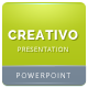 Creativo Powerpoint Presentation - GraphicRiver Item for Sale